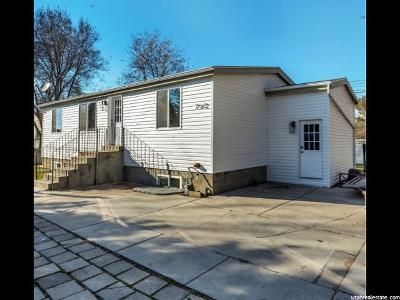 Provo Single Family Home For Sale: 752 W 400 S