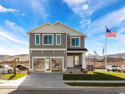 Herriman Single Family Home For Sale: 14877 S Beckenbauer Ave #335