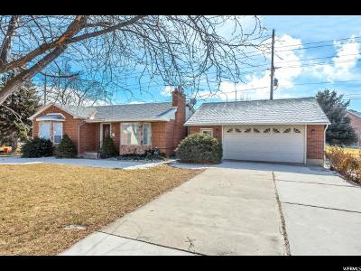 Orem Single Family Home For Sale: 173 W 400 S
