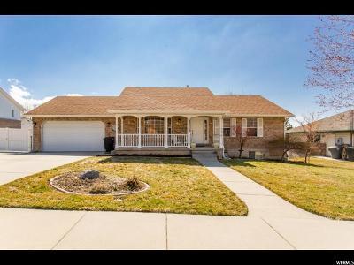 Springville Single Family Home For Sale: 462 E 800 N
