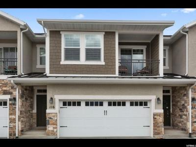 Townhouse For Sale: 116 S 980 E