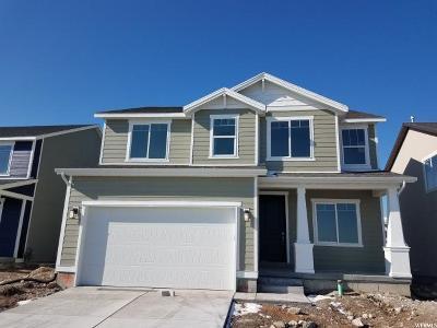 Herriman Single Family Home For Sale: 14814 S Beckham Dr #350