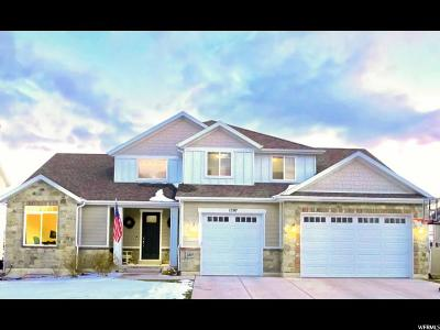 Salt Lake County Single Family Home For Sale: 1397 W Blue Quill Dr S #104