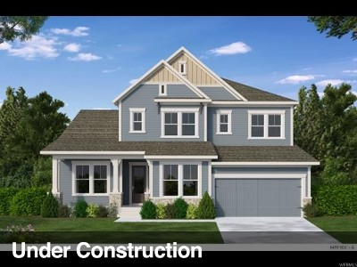 Lehi Single Family Home For Sale: 3131 W Cramden Dr N