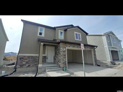 West Jordan Single Family Home For Sale: 7906 S Gaea Ct W #98