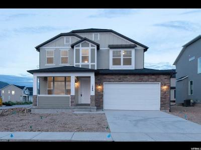 Spanish Fork Single Family Home For Sale: 1592 N 1550 E