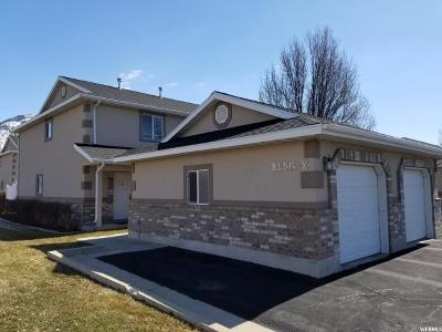 North Ogden Townhouse Under Contract: 2421 N 400 E #X1