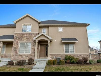 American Fork Townhouse For Sale: 127 S 920 E