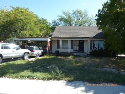 Huntington UT Single Family Home For Sale: $40,500