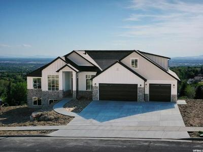 North Ogden Single Family Home For Sale: 3231 N 1350 E