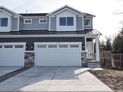 Midvale Single Family Home Under Contract: 7779 S 300 E