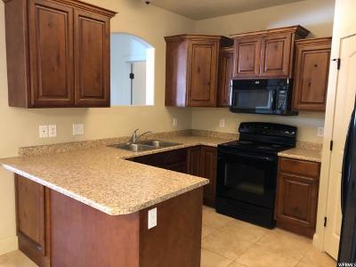 Eagle Mountain Condo For Sale: 3635 E Clear Rock Rd #6