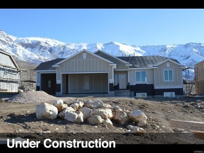 North Ogden Single Family Home Under Contract: 3790 Lakeview Dr