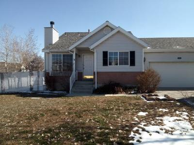 West Valley City Single Family Home For Sale: 3371 S Ovation W