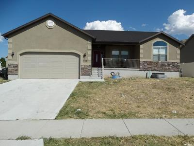 Tooele Single Family Home For Sale: 1113 S 1050 W