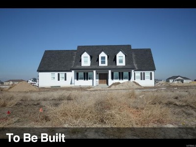 Grantsville Single Family Home For Sale: 616 E Sagebrush Ln #227