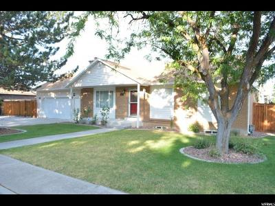 Mapleton Single Family Home For Sale: 451 N 620 E