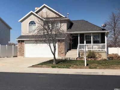 West Valley City Single Family Home For Sale: 1422 W Lancelot S