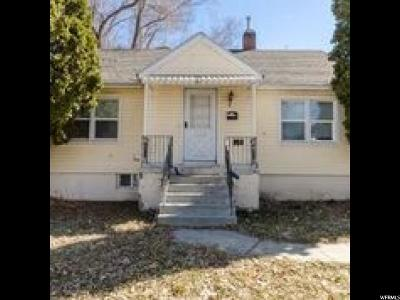 Logan Single Family Home For Sale: 744 N 500 E