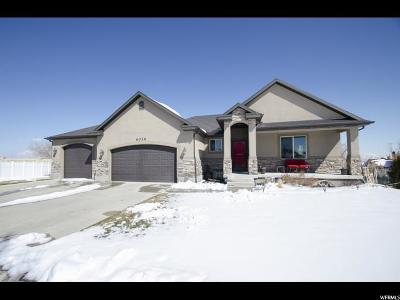 West Valley City Single Family Home For Sale: 6016 W Altamira Dr S