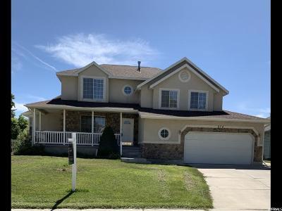 Salt Lake County Single Family Home For Sale: 374 E Sandy Park Cir