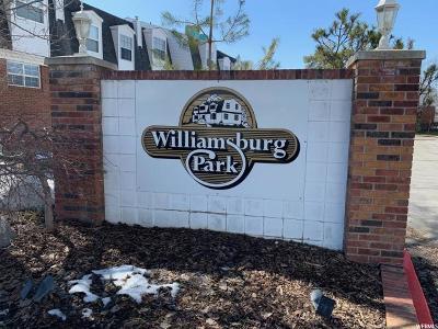 Sandy Townhouse For Sale: 8282 Williamsburg Park Cir