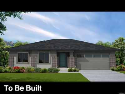 Salt Lake County Single Family Home For Sale: 7839 W Sunny Day Way S #21
