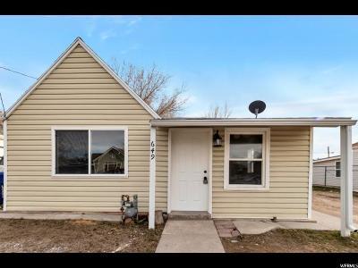 Midvale UT Single Family Home For Sale: $254,900