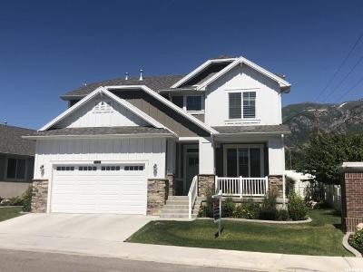 Layton Single Family Home For Sale: 1170 N 2125 E