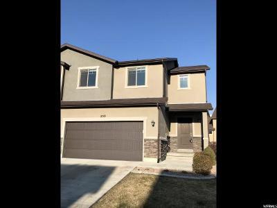 Utah County Townhouse For Sale: 859 S Fox Trail Ln W