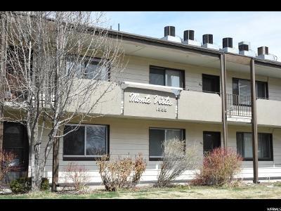 Salt Lake City Condo For Sale: 1555 E 3900 S #210