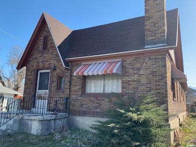 Salt Lake County Single Family Home For Sale: 1805 S 700 E