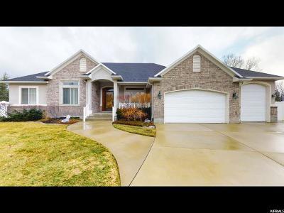 Salt Lake County Single Family Home For Sale: 459 E Fox Farm Pl S