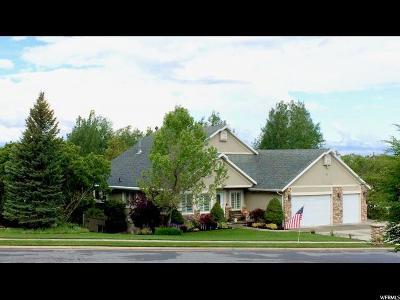 Sandy Single Family Home For Sale: 11808 S Autumn Ridge Dr