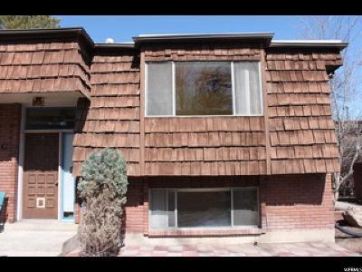 Salt Lake County Condo For Sale: 733 E 3710 S #26