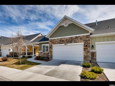 Salt Lake County Single Family Home For Sale: 7843 S Farm Wood Ln E