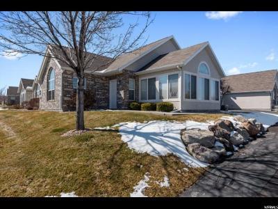 West Valley City Condo For Sale: 3198 S Hunter Villa Ln #A