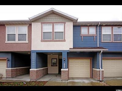 Sandy Townhouse For Sale: 8267 S Bellingham Dr E