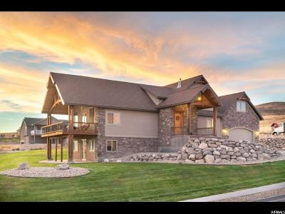 Tremonton Single Family Home For Sale: 1225 N County View Dr