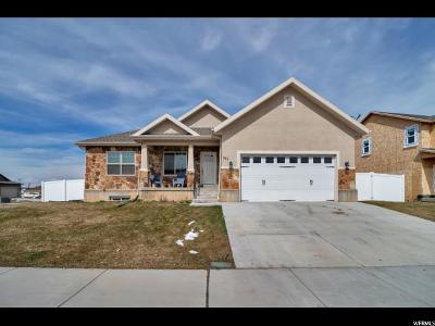 Santaquin Single Family Home For Sale: 348 W Royal Land Dr S