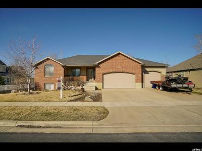 Farmington Single Family Home For Sale: 444 S 1350 W