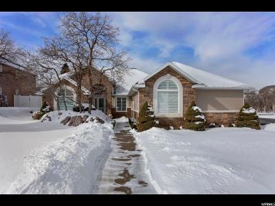 Layton Single Family Home For Sale: 3683 N 2300 E