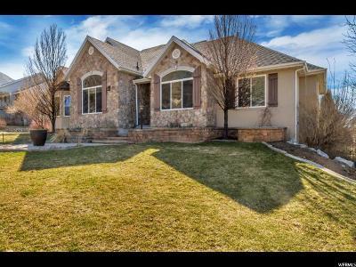 Springville Single Family Home Under Contract: 1724 E 250 S