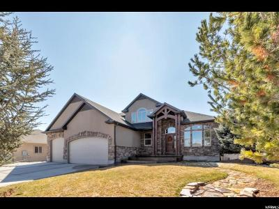 West Jordan Single Family Home For Sale: 1575 W Misty Fen Way S
