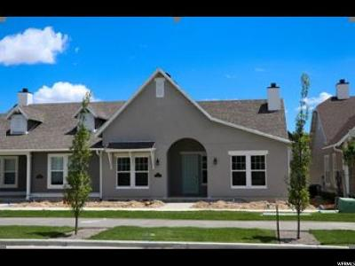 South Jordan Single Family Home For Sale: 11543 S Holly Springs Dr W #137