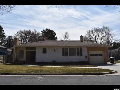Brigham City Single Family Home For Sale: 644 Beecher