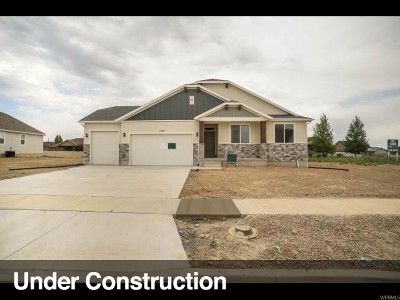 Layton Single Family Home For Sale: 1533 W 425 S #205