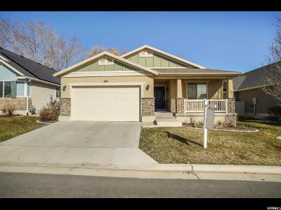 Clearfield Single Family Home Under Contract: 268 N 1075 W