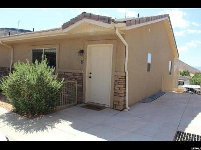 St. George Townhouse For Sale: 435 N Stone Mt. Dr #8
