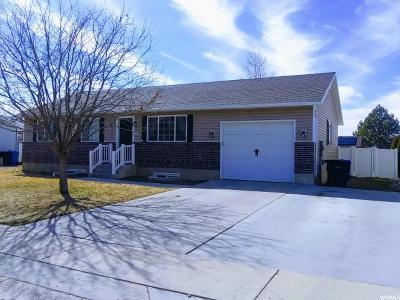 North Logan Single Family Home For Sale: 2583 N 370 E
